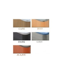 Habillage d'angle PVC